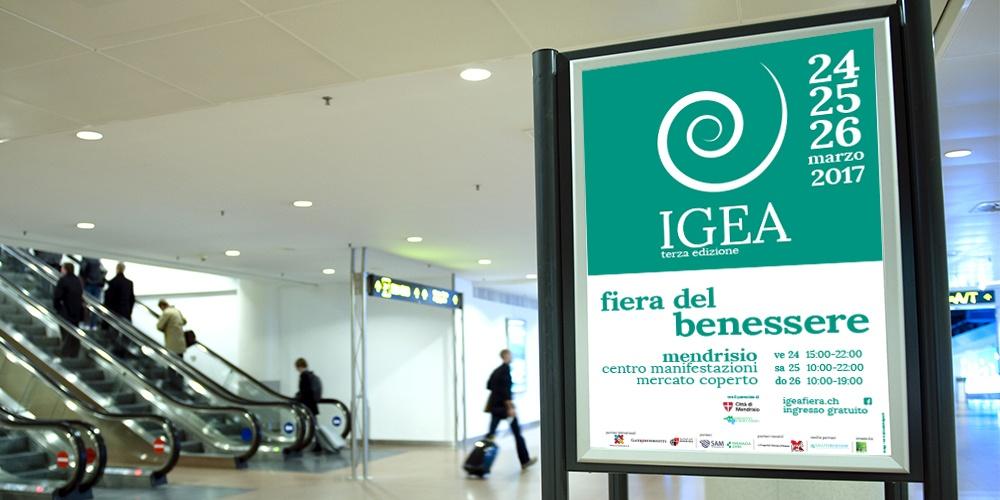 Igea Fiera Del Benessere La Fucina Di Efesto Comunicazione Grafica Studio Grafico Web Design Social Network Giochi Da Tavolo Game Design Mendrisio Ticino